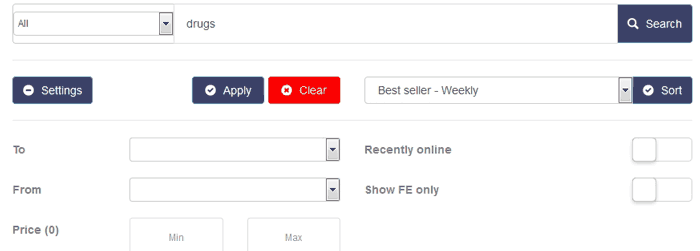 Core Market Search Functionality 5